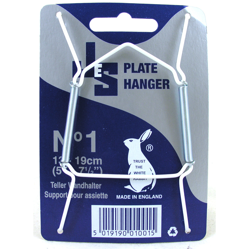 JES-Plate-Hangers-Pack-of-12  sc 1 st  eBay : hangers for plates - pezcame.com